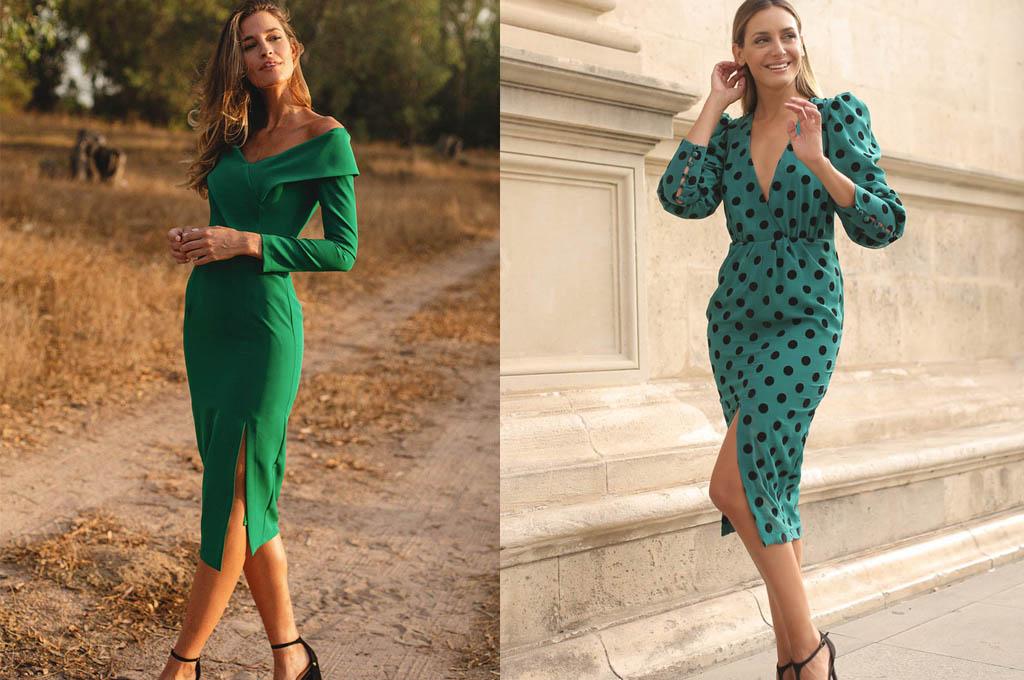 combinar-vestido-verde